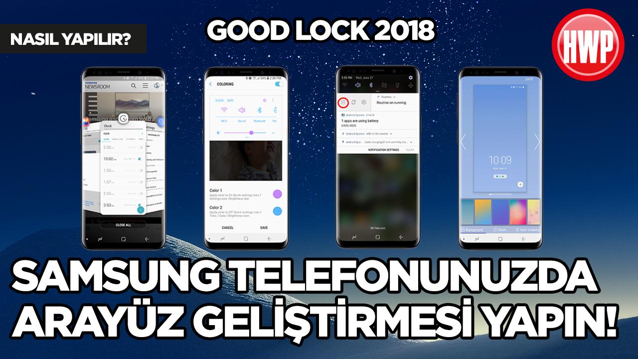 Good Lock 2018