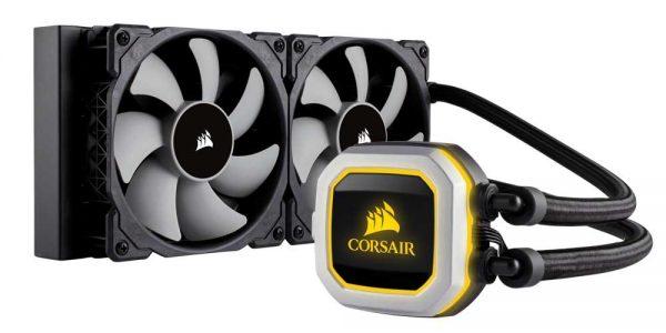 Corsair H100i Pro tanıtıldı
