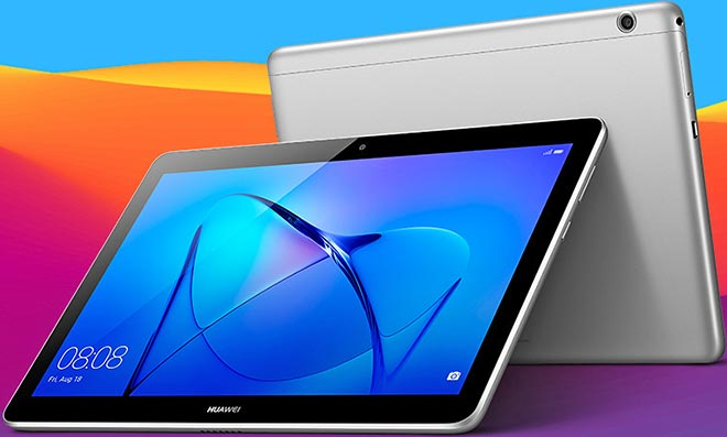 Huawei MediaPad T3 10 kutu açılışı