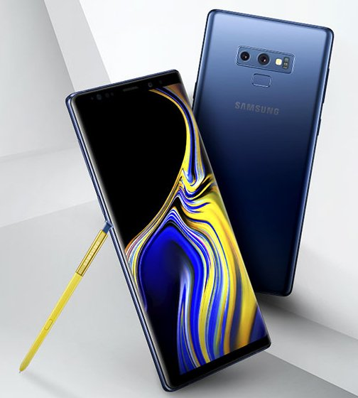 Galaxy Note 9 batarya