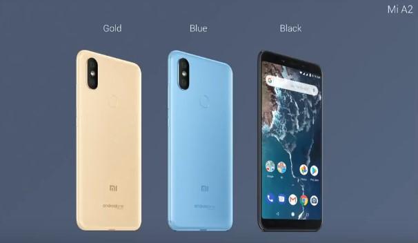 Xiaomi Mi A2 tanıtıldı!