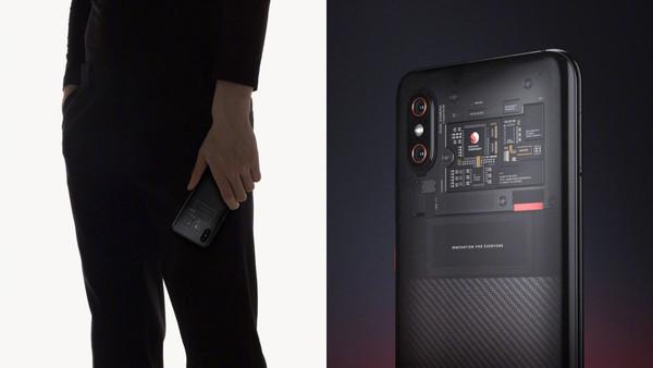 Xiaomi Mi 8 Explorer Edition resmi görselleri yayınlandı