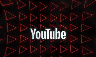 YouTube karanlık mod