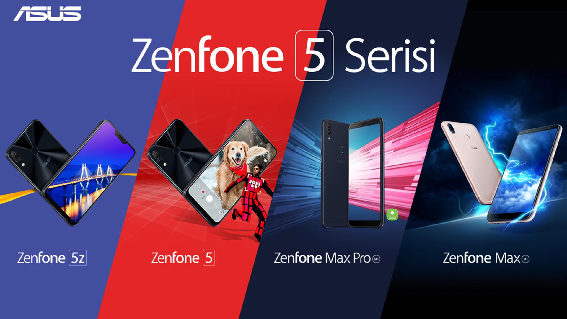 Asus ZenFone 5 Serisi