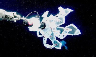 Harvard Üniversitesinin geliştirdiği robot kol
