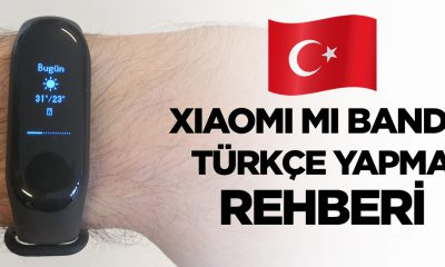 Xiaomi Mi Band 3 Türkçe yapma rehberi