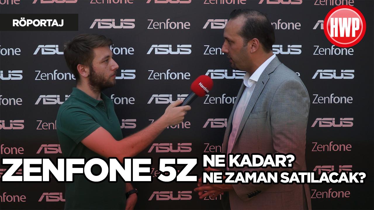 ZenFone 5Z Fiyat