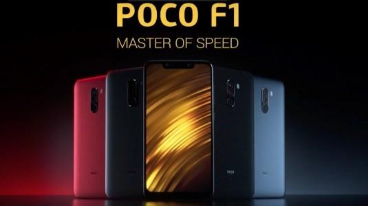 Xiaomi Pocophone F1 duyuruldu!