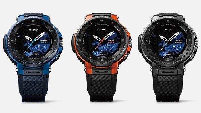 Casio akıllı saatini tanıttı