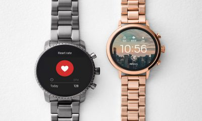 Fossil'in yeni akıllı saatleri