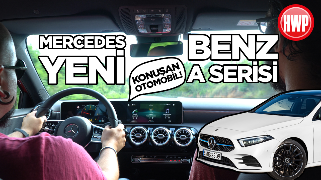 Mercedes-Benz Yeni A Serisi