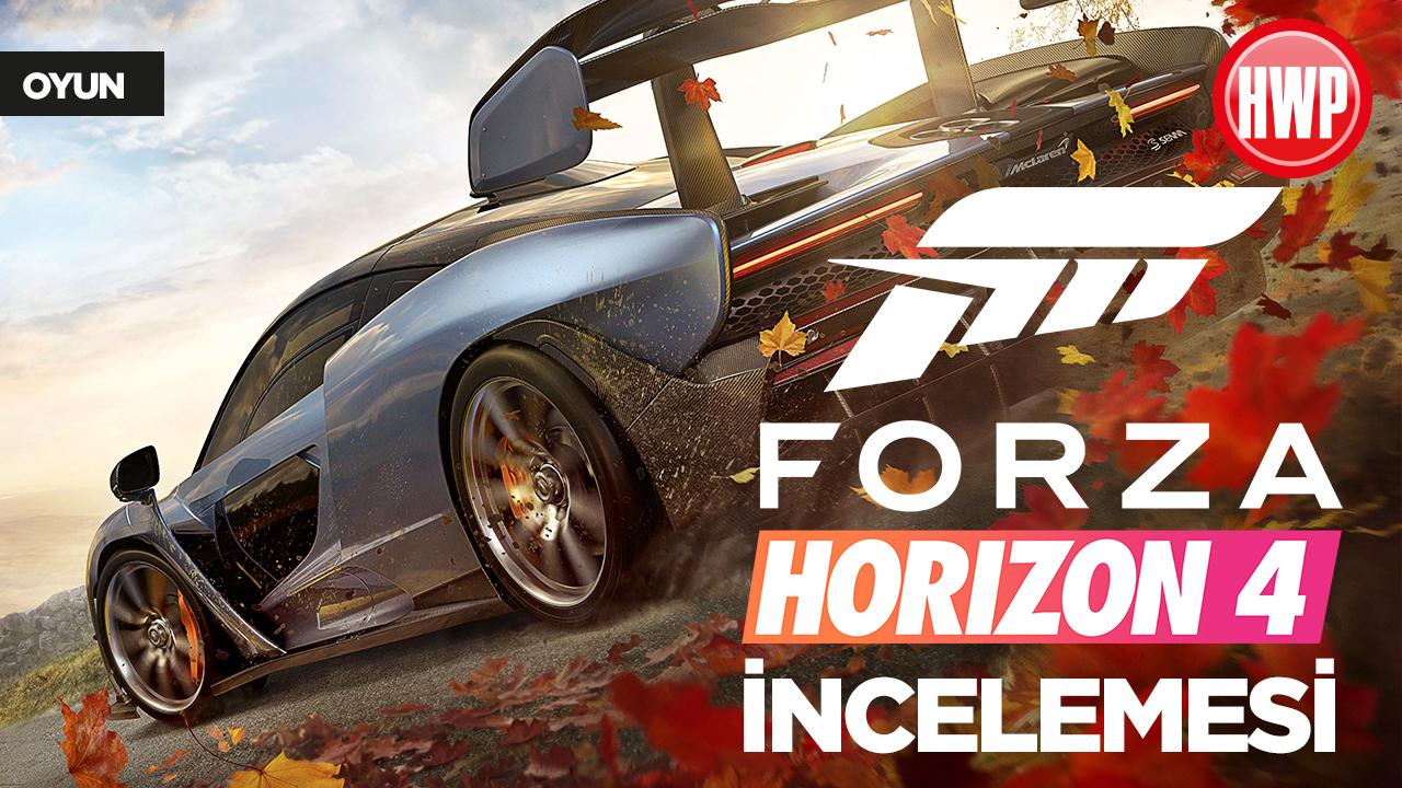 Forza Horizon 4 İnceleme