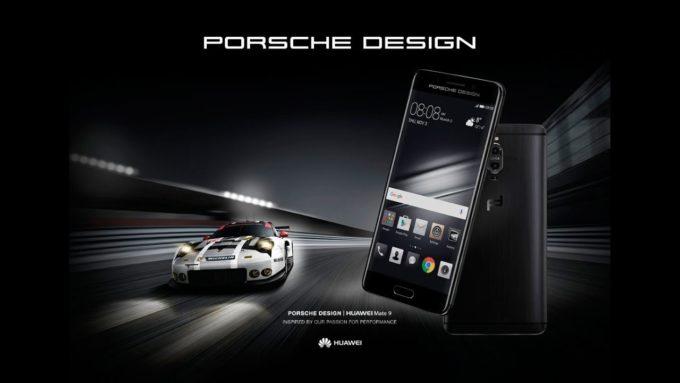 Mate 20 Porsche Design