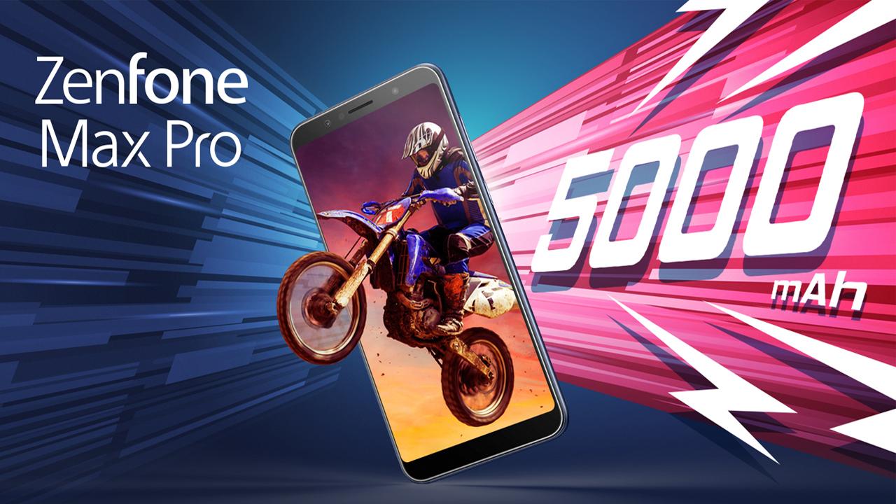Zenfone Max Pro kutu açılışı (M1)