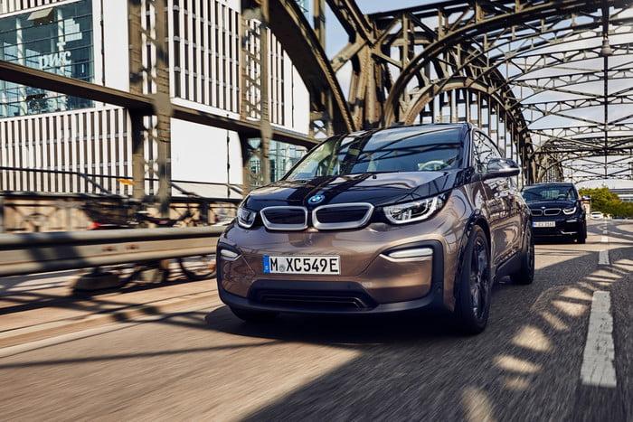 2019 BMW i3 tek şarjla yaklaşık 250 km yapabilecek
