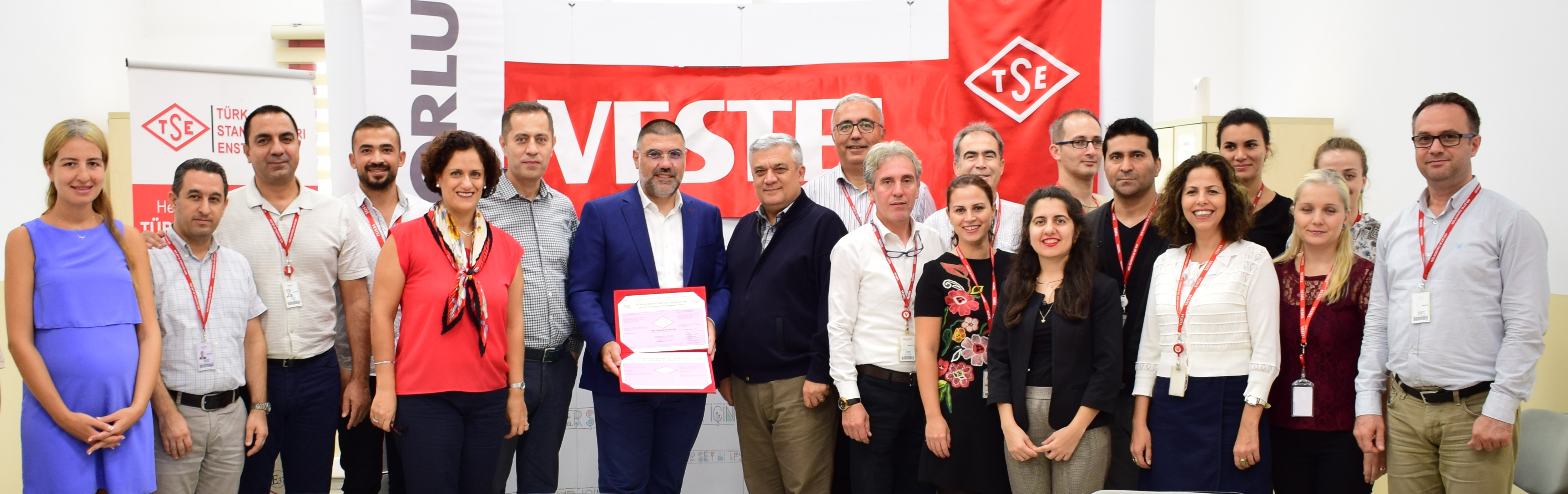 Vestel ISO 29990 TSE