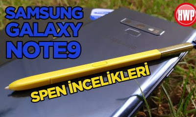 Samsung Galaxy Note9 SPen