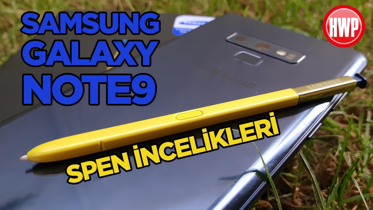 Samsung Galaxy Note9 SPen