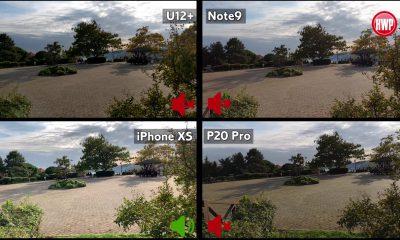 iPhone XS, Note9, P20 Pro, HTC U12+ video karşılaştırma