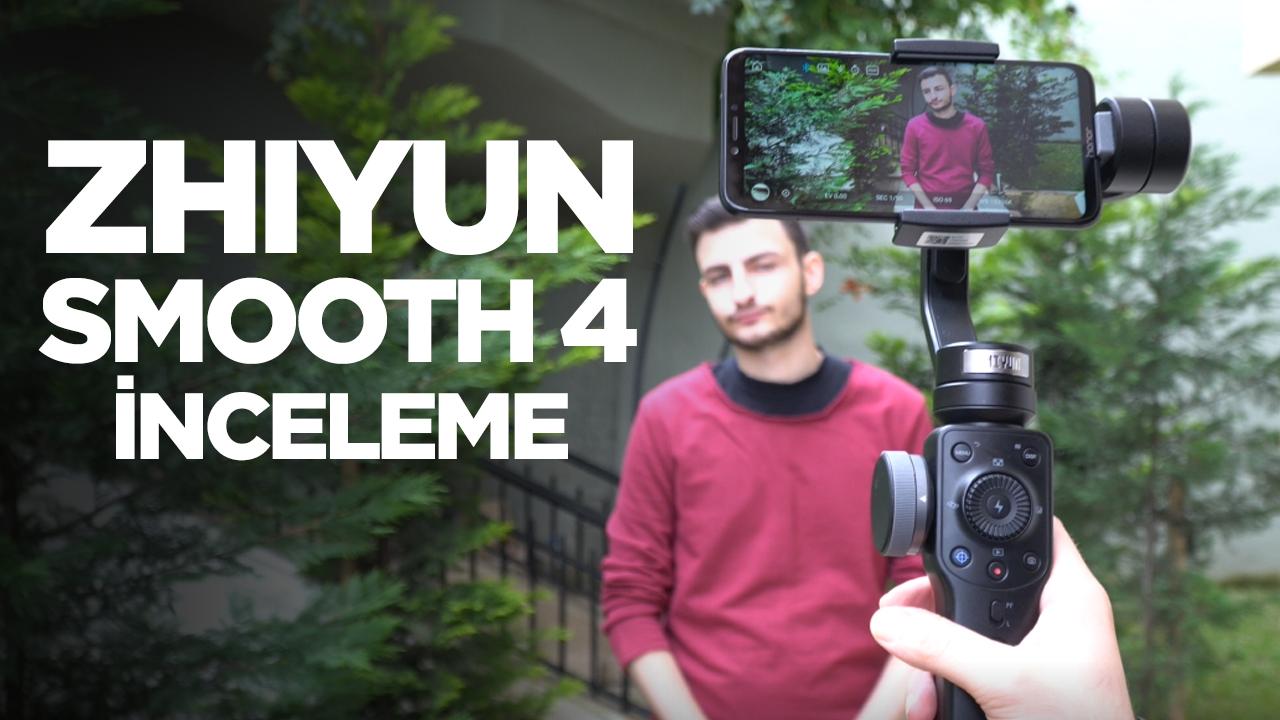 Zhiyun Smooth 4 inceleme