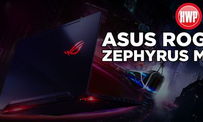 Asus ROG Zephyrus M (GM501) inceleme | Taşınabilir oyun canavarı!