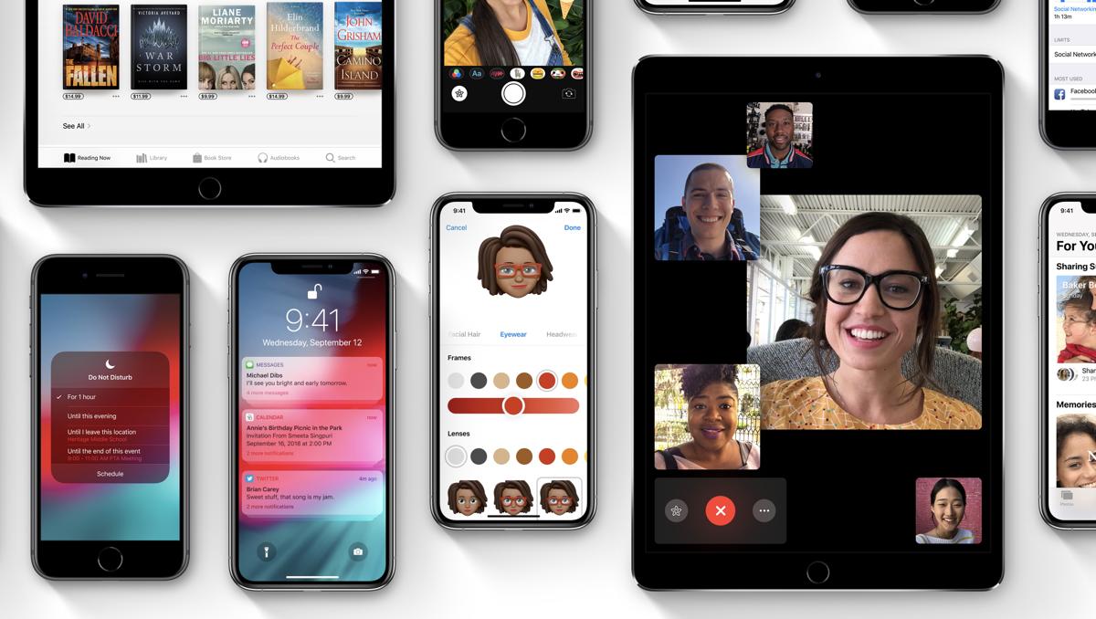 iOS 12.1 özellikleri