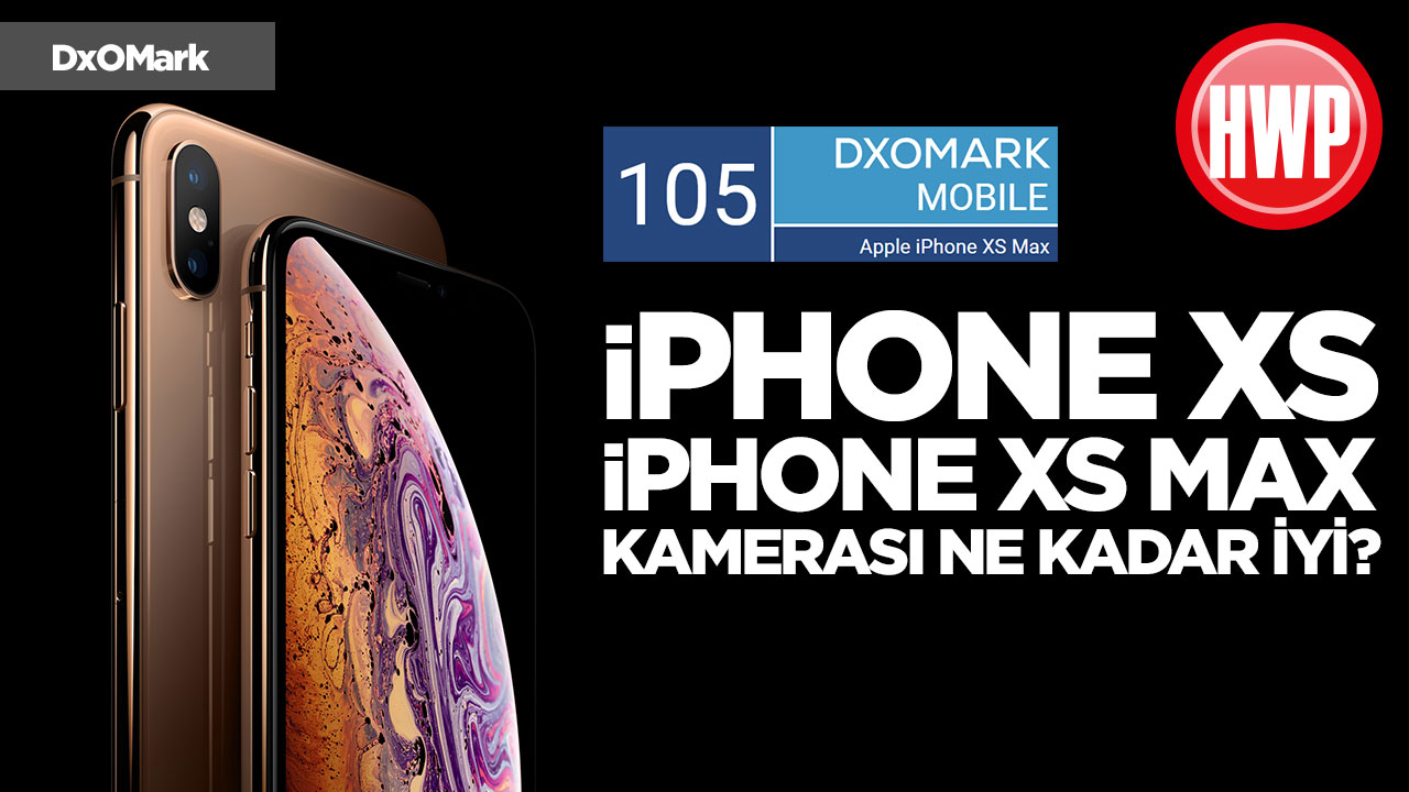 iPhone Xs'in kamera performansı nasıl? | DxOMark #7