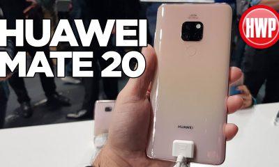 Huawei Mate 20 ön inceleme | Neler sunuyor?