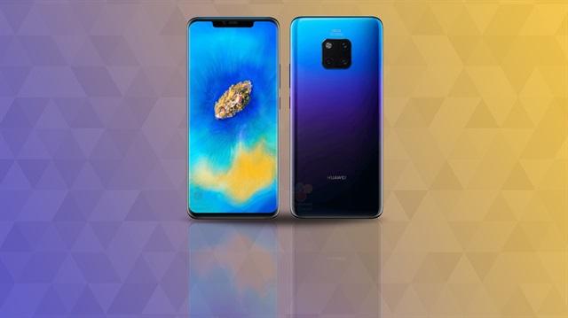 Huawei Mate 20 Pro tanıtım videosu sızdı