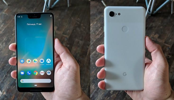 Google Pixel 3 XL tanıtıldı: Daha büyük ekran, daha büyük pil