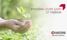 KYOCERA Çevre Şartı'nın 27. yılını kutluyor