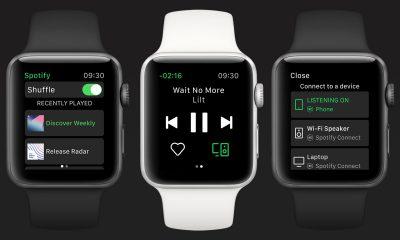 Apple Watch için Spotify