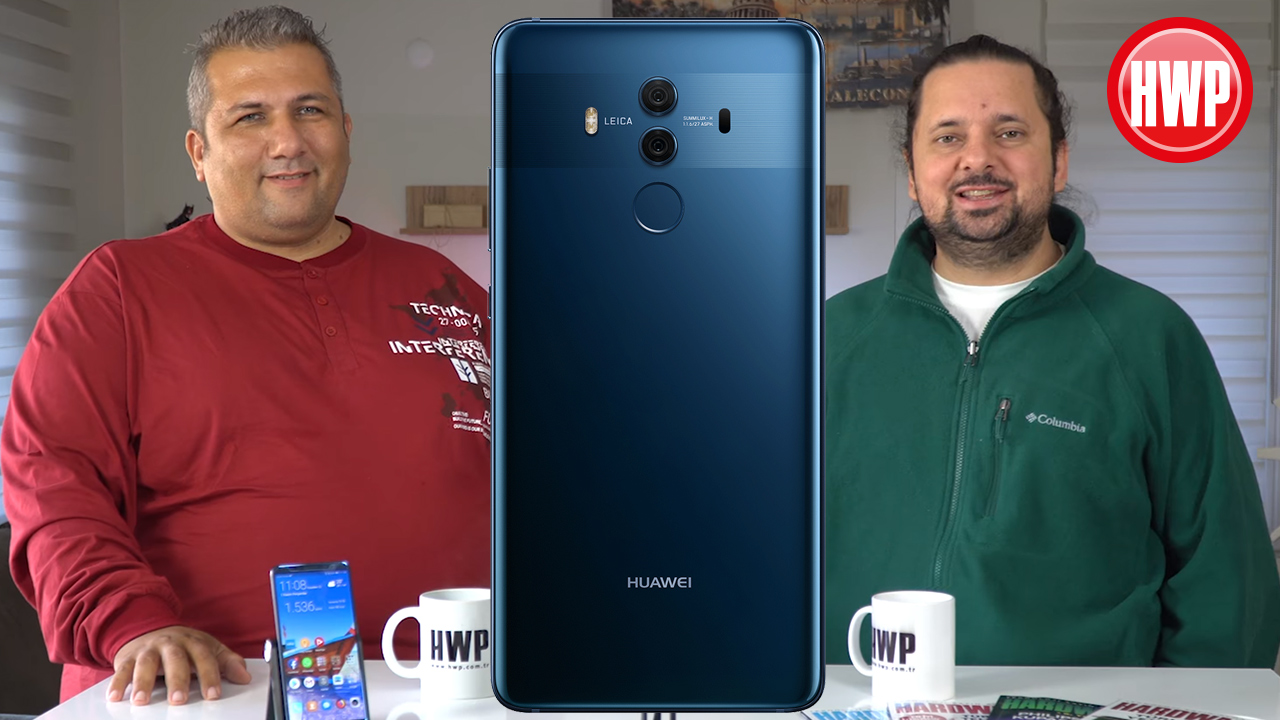 Huawei Mate 10 Pro - Sizin Yorumunuz (Özgür Kaynak)