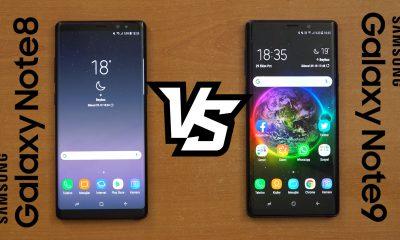 Samsung Galaxy Note 9 vs. Galaxy Note 8 | Farkları neler? Hangisini almalı?