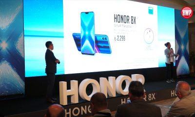 Honor 8X lansmanı