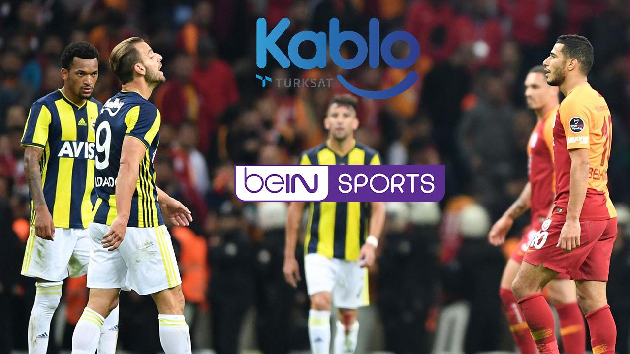 beIN Sports KabloTV'de!