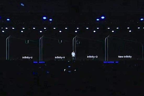 Samsung Galaxy S10'da çentiksiz tam ekran geliyor!