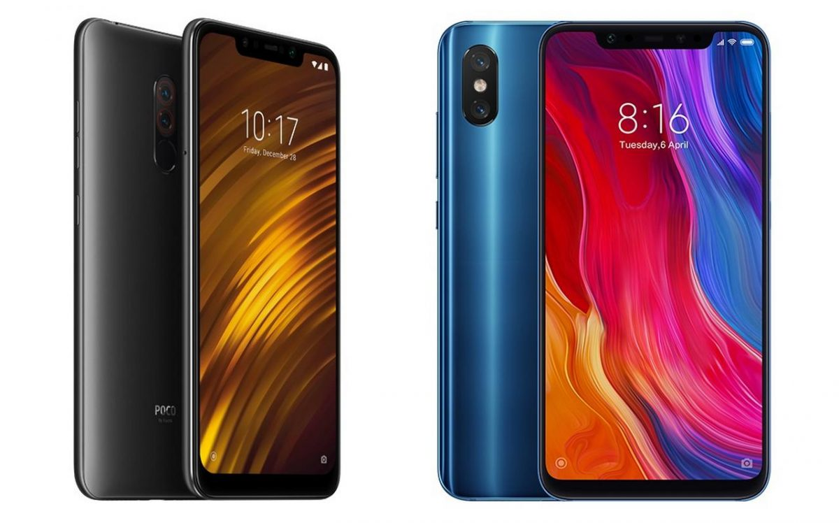 Xiaomi Mi 8 vs Pocophone F1 kamera kıyaslaması