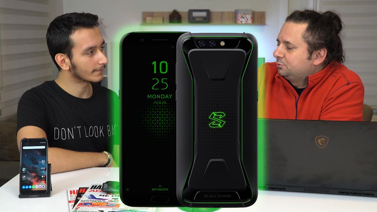 Xiaomi Black Shark - Sizin Yorumunuz (Muhammet Seyit Erdoğan)