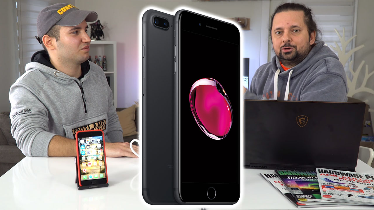 iPhone 7 Plus - Sizin Yorumunuz (Emre Güney)