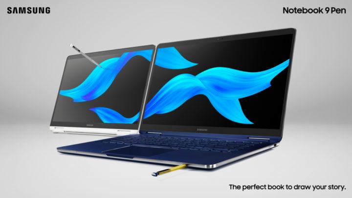 Samsung Notebook 9 Pen satışa çıkıyor