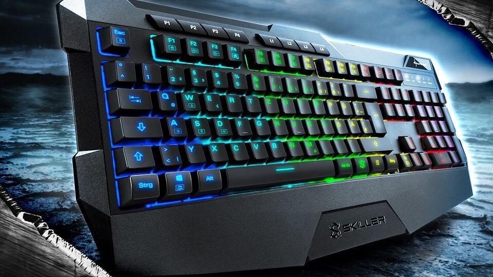 Uygun fiyatlı oyuncu klavyesi!   Sharkon Skiller SGK4 incelemesi