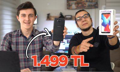 1.499 TL'lik telefon: Neffos X9 incelemesi