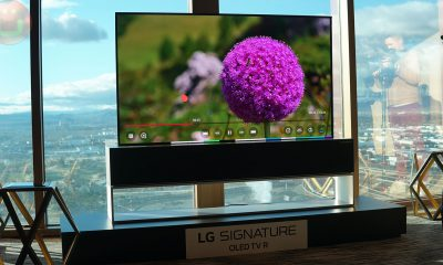 LG Siganture OLED TV R