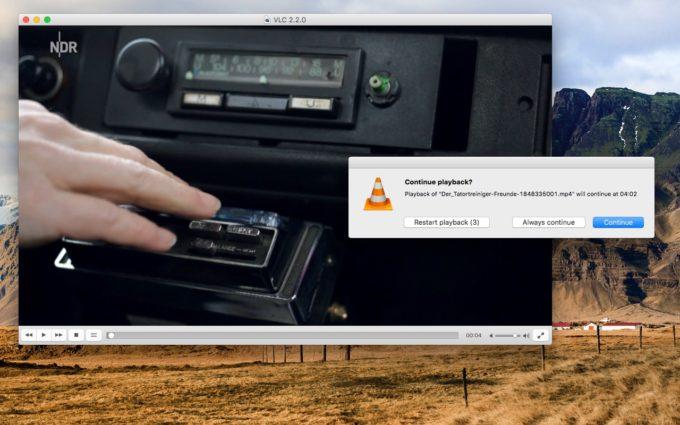 VLC Mac