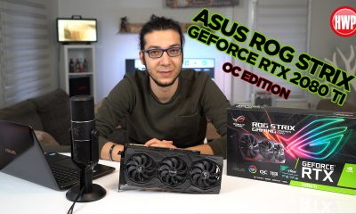 ASUS ROG Strix RTX 2080 Ti OC Edition incelemesi