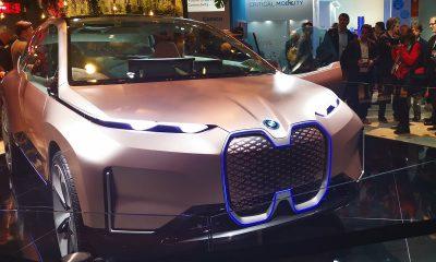 Geleceğin otomobili: BMW Vision iNext