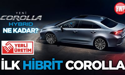 2019 Toyota Corolla Hybrid satışa çıktı! | İlk bakış