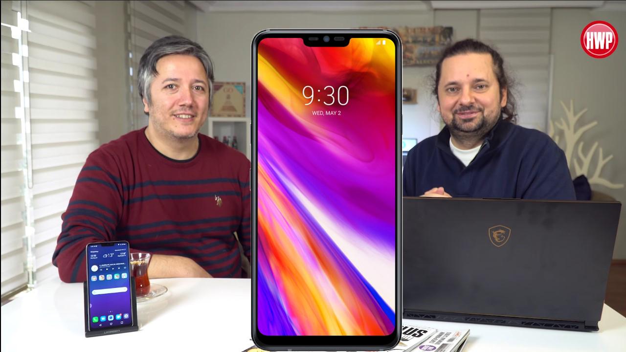 LG G7 ThinQ Sizin Yorumunuz