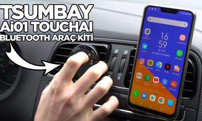 Aracınıza Mercedes kumandası ekleyin! | Tsumbay Ai01 TouchAi bluetooth araç kiti incelemesi